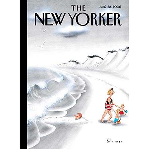 The New Yorker (Aug. 28, 2006) audiobook cover art