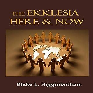 The Ekklesia Here & Now cover art