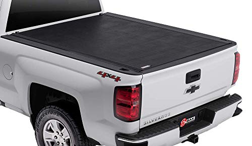 BAK Revolver X2 Hard Rolling Truck Bed Tonneau Cover | 39126 | Fits 2015-20 GM Colorado, Canyon 5' Bed