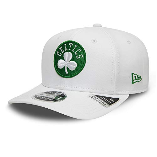 New Era Boston Celtics, White, Small