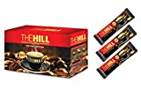 The Hill 3 in 1 Coffee. Best Instant Coffee Packets with Creamer and Sugar. Aromatic Vietnamese Coffee with Coffee Creamer Powder. Original Flavor. 1 Box of 12 Coffee with Creamer Packets