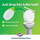 Clorox Automatic Toilet Bowl Cleaner Tablets with Bleach, (Each 4 Count of 3.5 oz Tablets) 14 oz, Pack of 2 #2