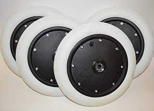 Bodack Radsatz Räder Top für Seifenkiste 12 Zoll Felge Kugellager Reifen Michelin 47-203
