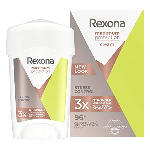 Rexona Maximum Protection Anti-Transpirant Creme Stress Control, 45 ml
