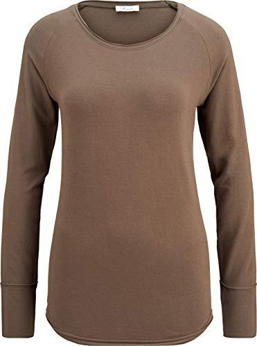 IHEART Damen Shirt in Dunkelgrün S