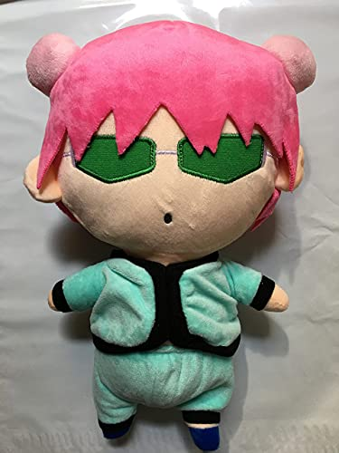 Anime The Disastrous Life of Saiki K Plush Toy Saiki Kusuo Cosplay Doll Pillow Gift for Boys Girls