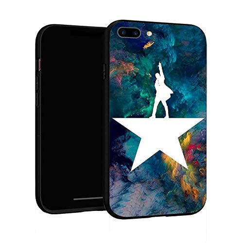 iPhone 7 Plus Case 8 Plus Case,Case Cover for iPhone 7P/8P (Hamilton)