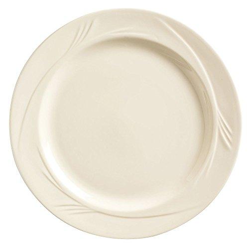 World Tableware END-10 Endurance 10.25' Plate - 12 / CS