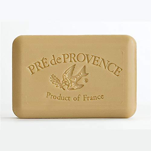 Pre de Provence Artisanal French Soap Bar Enriched with Shea Butter, Verbena, 250 Gram