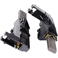 Brochas de carbono para lavadora Bauknecht/Whirlpool 481236248004 (paquete de 2)