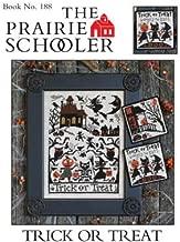 Trick or Treat (Book No. 188) Cross Stitch Chart