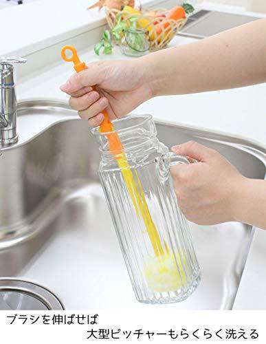 サンベルム『ボトル洗いブラシ』