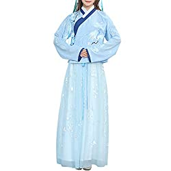 Women's Hanfu Ancient Dress Chinese Traditional Costumes