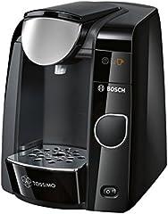 Bosch TAS4502 Tassimo Joy - Cafetera de cápsulas, 1300 W, 1.4 l, color negro