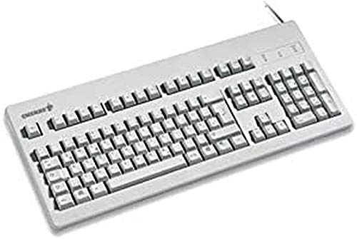 Cherry G80-3000 Tastatur USB mit PS/2 Kombi deutsch