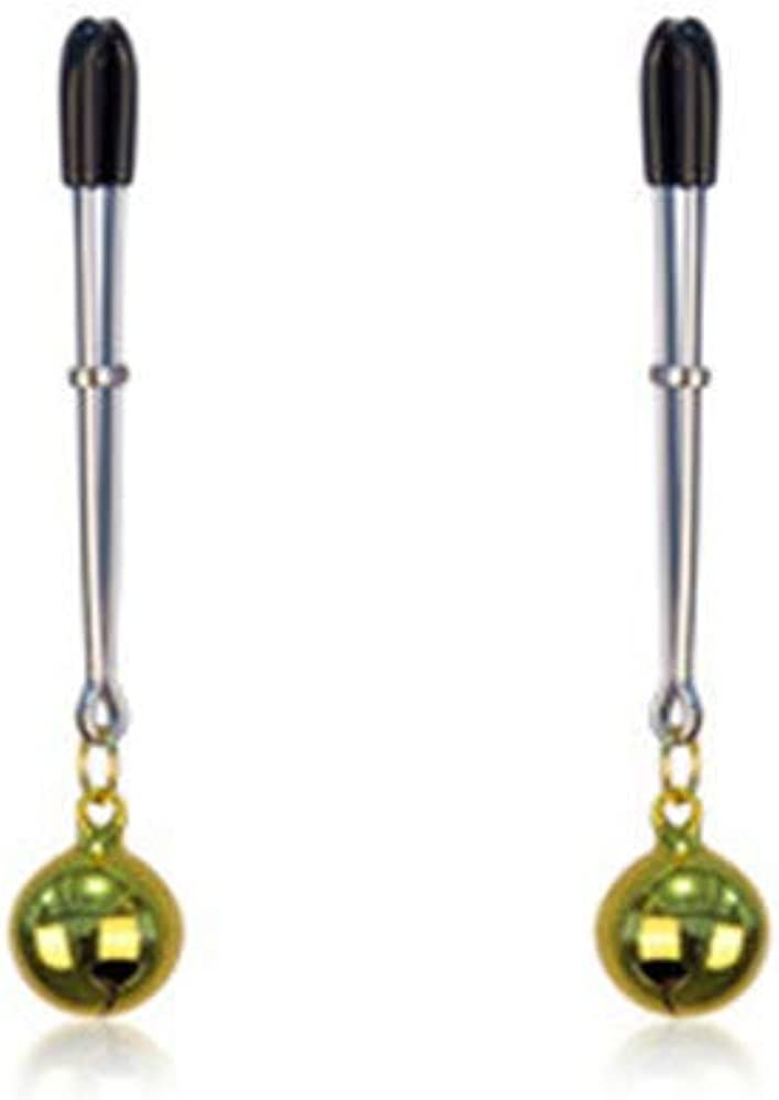 2 Financial sales sale pairs of nipple chain clip artificial piercing depot body non