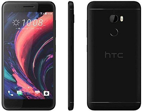 "HTC One X10 3GB 32GB 5.5"" GSM Factory Unlocked - International 4G LTE - Black"