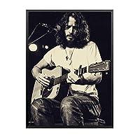 IDOLN1 クリスコーネルロックミュージックシンガースターポップポスター絵画アートポスタープリントキャンバス家の装飾写真ウォールプリント-50x70cmフレームなし1PCS