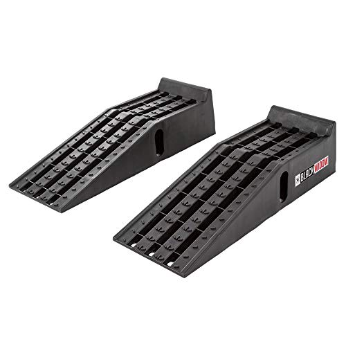 Black Widow PSR295 Plastic Car Service covid 19 (20 Ton Wide Truck Ramps coronavirus)
