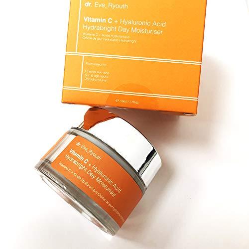 dr. Eve_Ryouth New! Vitamin C + Hyaluronic Acid Hydrabright Night Moisturiser 50ml