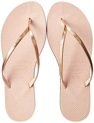 Havaianas You Shine Flip Flops Women Pink - 9/9.5 - Flip Flops Shoes