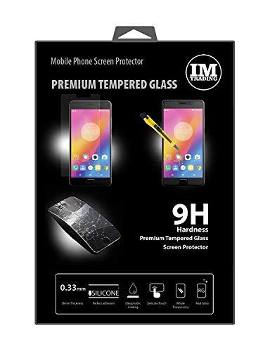 cofi1453 3X Panzer Schutz Glas 9H Tempered Glass Bildschirm Schutz Folie Bildschirm Glas Screen Protector kompatibel mit Lenovo P2