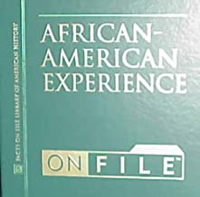 The African-American Experience on File (Facts on File Library of American History)