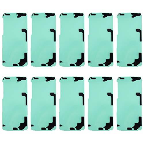 YUTAI Mantenimiento 10 PCS iPartsBuy for Samsung Galaxy S7 Edge Impermeable Etiqueta engomada Adhesiva de Accesorios Fácil de operar