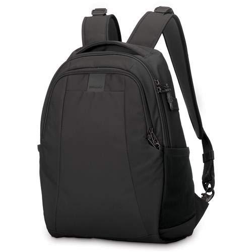 650a1fcf3ab8 Pacsafe Metrosafe LS350 15 Liter Anti Theft Laptop Daypack Backpack
