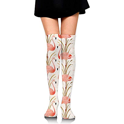 Sportliche Socken Pink Flamingo Clipart Style Mädchen Frauen Teens Overknee Overknee Overknee Overknee Overknee Overknee Overknee Overknee Overknee Overknee Overknee Overknee Overknee Overknee O