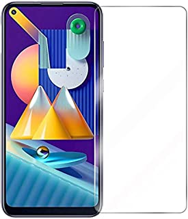 Samsung Galaxy A21S screen Protector Glass Full Glue Screen Guard Anti Explosion 2.5D for Samsung Galaxy A21S by Nice.Stor...