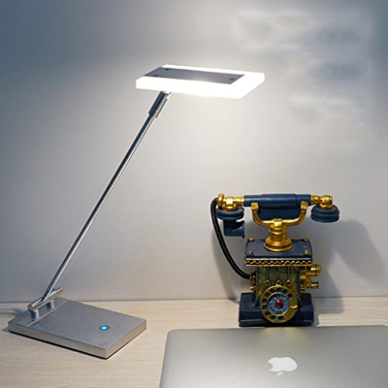 High-End-LED Schreibtischlampe Arbeitszimmer Moderne Büro Schreibtisch Lampe LED Dimmen Augenschutz Schreibtischlampe