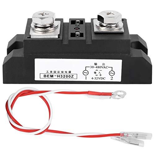 DC-Regelung AC-Relais, Industrierelais, langlebige Industriegüter in Industriequalität für TemperaturreglerArduino PID-Thermostat Arduino