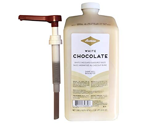 Top 10 Best white chocolate syrup for coffee Reviews