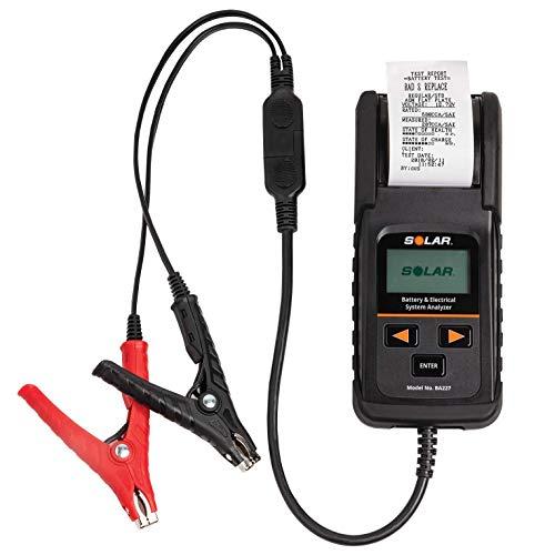 Clore Automotive BA227 Batterietester mit Drucker