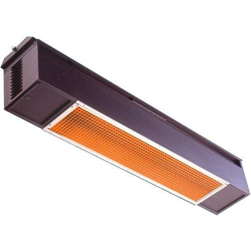 Model S25 Gas Patio Heater Heat Type: Propane, Finish: Black