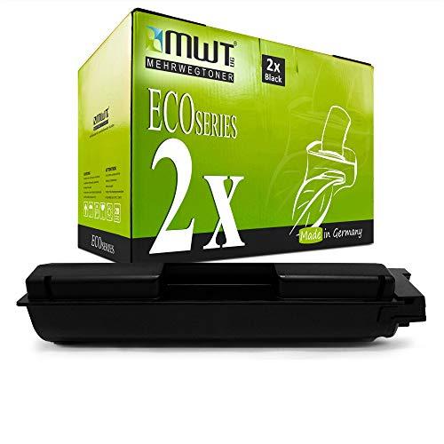 2X MWT Toner für Kyocera Ecosys ECOSYS P 6030 6130 wie 02NR0NL0 1T02NR0NL0 Black
