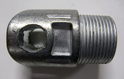 Limoss Lift Chair Part Metal Connector on End of Stroke Tube