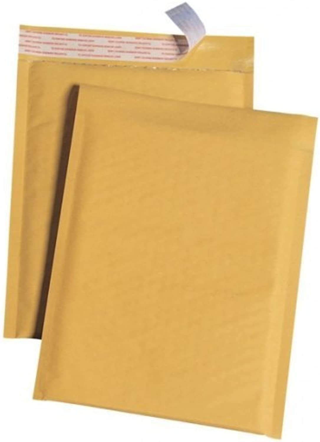 0 6.5x10  KRAFT BUBBLE MAILER PADDED PADDED PADDED ENVELOPES-100 qty by ESUPPLYSTORE B0141N4QBA    | Perfekt In Verarbeitung
