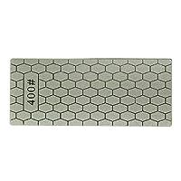 OKAYOU実用的な400/1000グリッツ薄いダイヤモンド砥石ナイフダイヤモンドプレート砥石ナイフ砥石研削盤ナイフホーニングツール