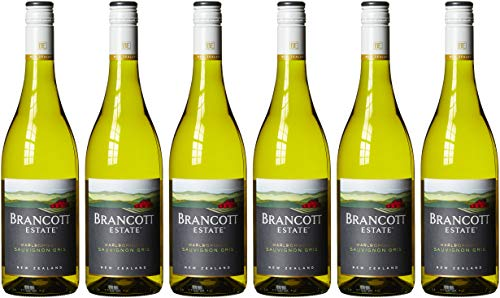Brancott Estate Sauvignon Gris trocken (6 x 0.75 l)