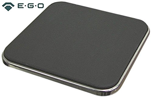 Placa de cocina (EGO Tipo 11.33454.248para cocina eléctrica Bartscher, Electrolux, ambach, alpeninox