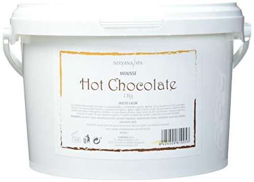 NIRVANA SPA Mousse Hot Chocolade, 1 kg, neutraal, standaard