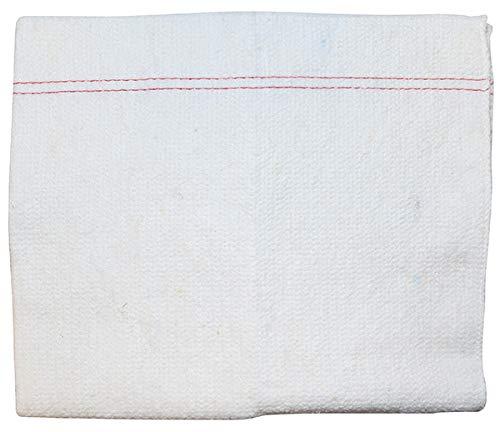 Office Products 22035411-14 Serpillière 60% coton 60 x 70 cm Couleur : blanc Utilisation universelle et réutilisable | Super absorbant et très résistant | Convient pour tous les types de sols