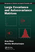 Large Covariance and Autocovariance Matrices (Chapman & Hall/CRC Monographs on Statistics and Applied Prob)