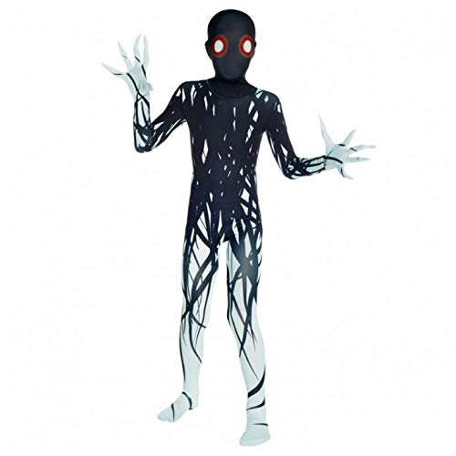 Morphsuits Zalgo Kids Monster Urban Legend Costume - Medium 3'6-3'11 / 8-10 Years (105cm - 119cm)