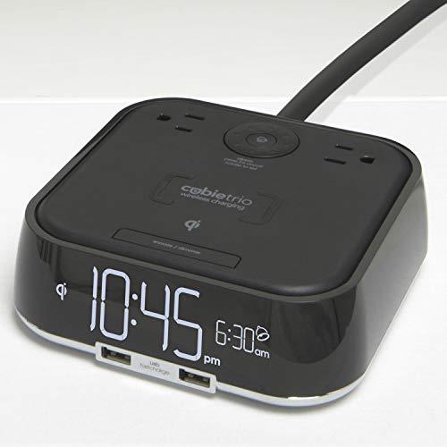 Brandstand   CubieTrio   User Friendly & Convenient Charging Alarm...