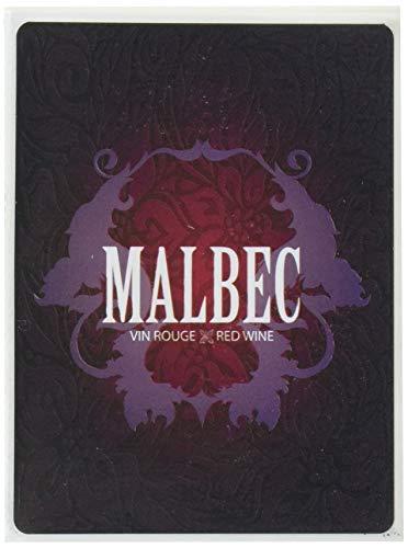 Home Brew Ohio Malbec Wine Labels