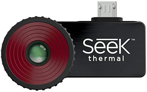 Zoek Compacte Pro Hoge Resolutie Thermal Imaging Camera voor Android Telefoons Micro USB, Snel Frame