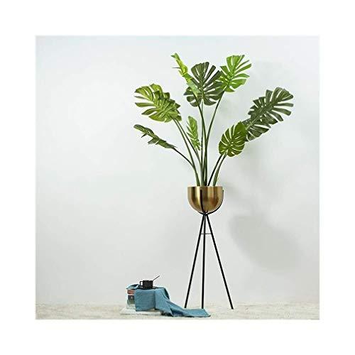 Crafts Falso árbol de la Flor, Gran Pista de Bonsai en Maceta Cubierta Sala Principal del Ornamento Plant Simulation for el balcón del Piso de la Sala Interior 122 (Size : E)